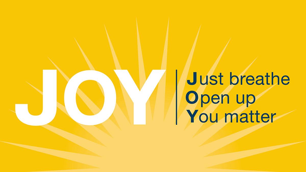 Joy overlay