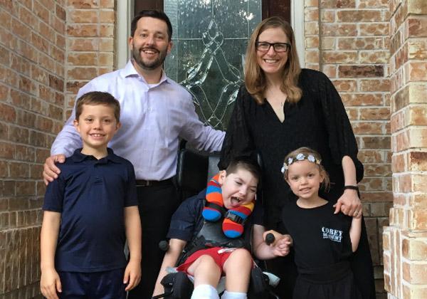 Arlington family faces 'greatest fear'