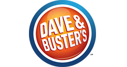 Dave and Busters, Giggle Break sponser.