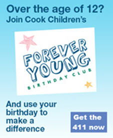 Forever Young Birthday Club