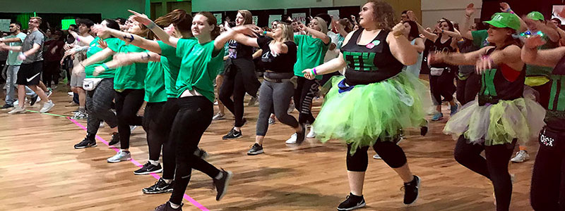Eaglethon Dancathon at University of North Texas