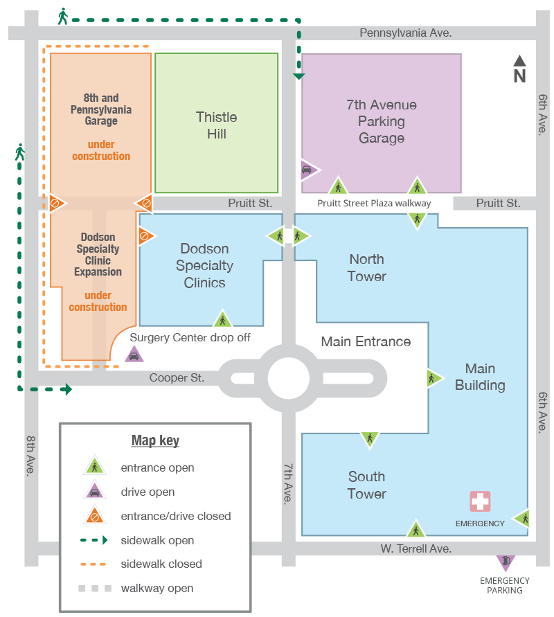 Dodson map