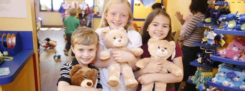 build a bear workshop cook children s