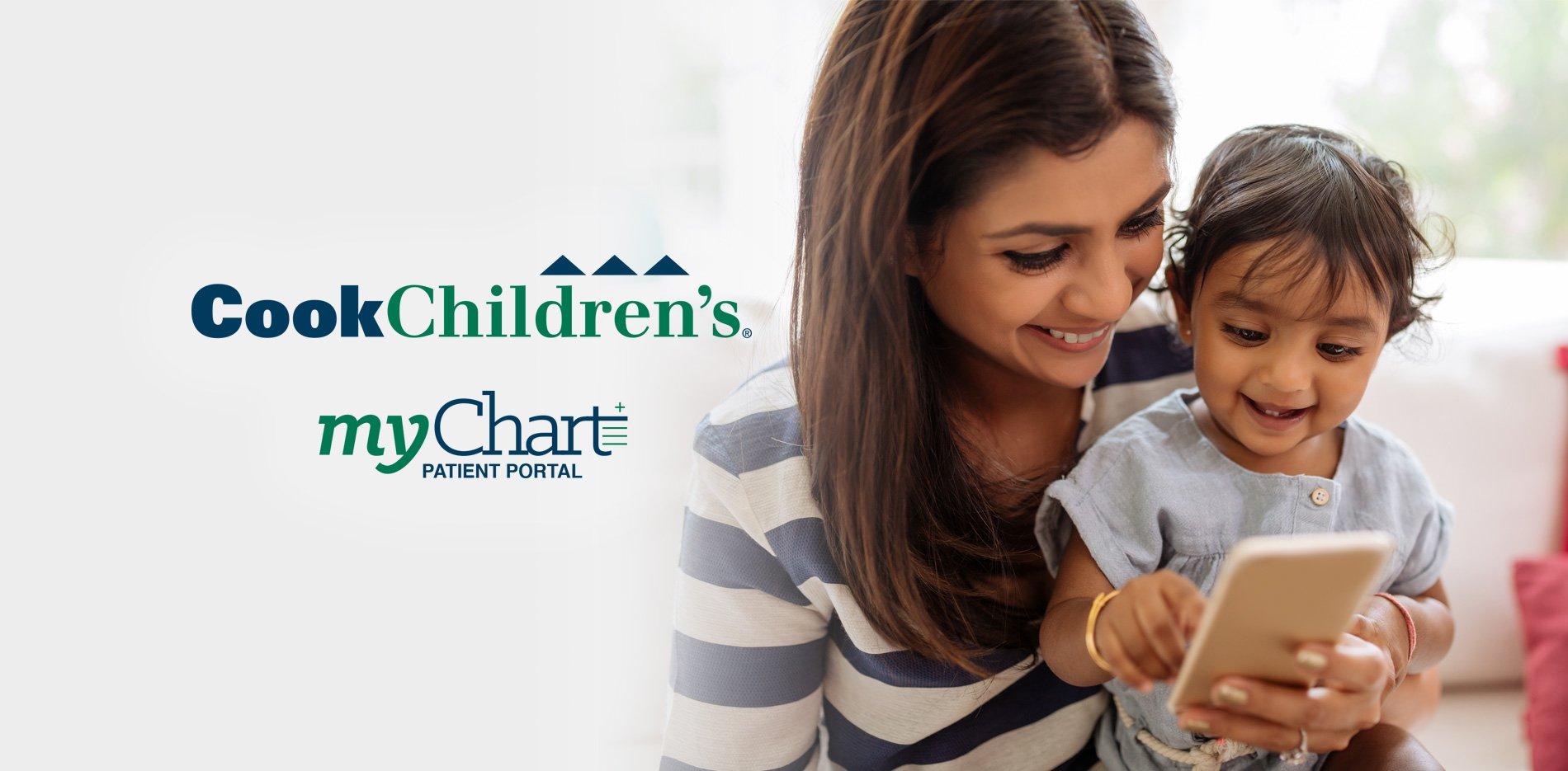 cook children s mychart patient portal cook children s