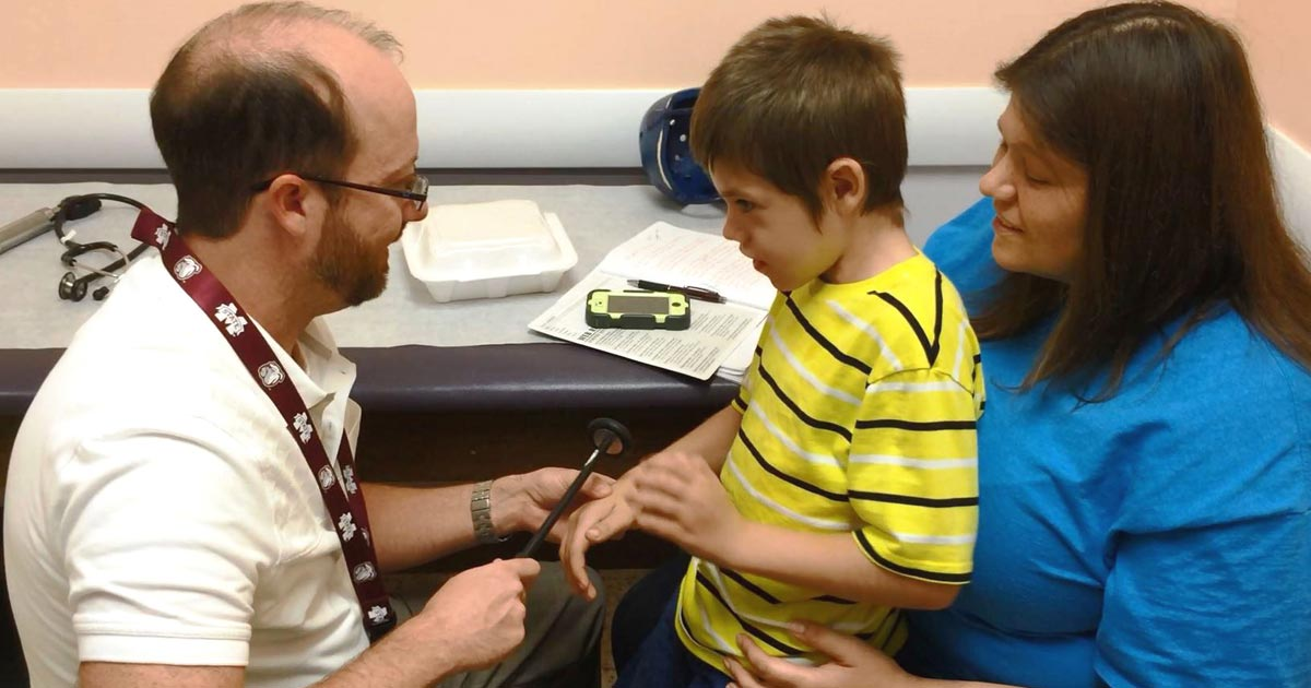 Neurosciences | Cook Children's