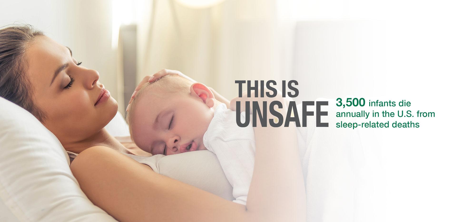 Help Promote Safe Infant Sleep   Cook Childrens